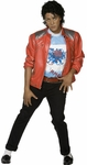 Adult Beat It Pop Star Costume Jacket