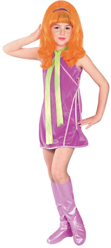 Child's Daphne Costume