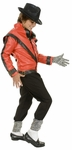 Child's Pop Star Thriller Costume Jacket