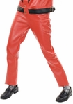 Adult Pop Star Thriller Pants Costume