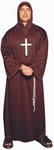 Plus Size Monk Robe Costume
