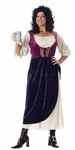 Plus Size Tavern Wench Costume