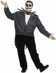 Adult Plus Size Jack Skellington Costume