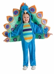 Toddler Peacock Costume