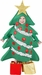 Toddler Christmas Tree Costume