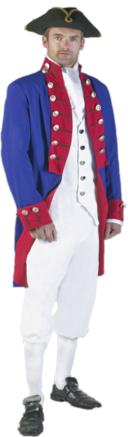 Adult Authentic Patriot Costume