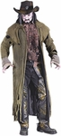 Adult Outlaw Zombie Duster Costume