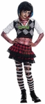 Girls Zombie Punk Costume