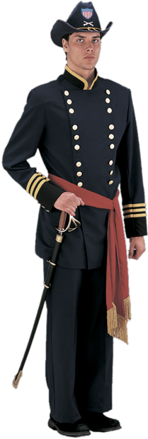 Authentic Union Soldier Civil War Costume