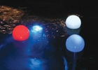 Ambiance Solar Powered Floating Pool Light