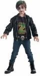 Zombie Punk Costume for Boys