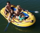 SunSkiff 4 Person Pool and Beach Boat Kit