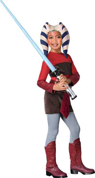Child's Clone Wars Ashoka Costume