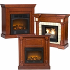 Mahogany Fireplaces