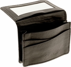 Lambskin Leather Business Card Holder