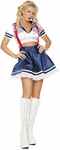 2 PC Sexy Sailor Girl Costume