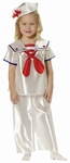 Toddler Sailor Girl Costume