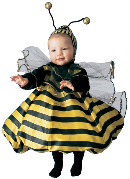 Infant Bumble Bee Costume