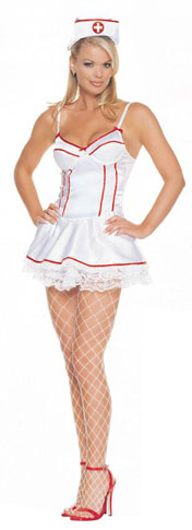 Sexy Nurse Outfit Costume