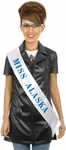 Sash and Glasses Sarah Palin Costume Kit