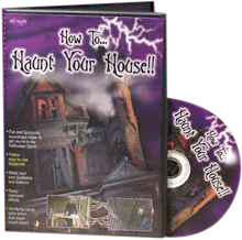 How To Make A Haunted House DVD
