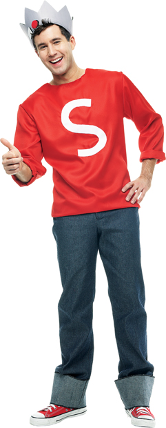 Adult Archies Jughead Costume