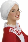 Adult Mrs. Claus Wig