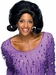 Supremes Diana Ross Costume Wig