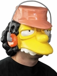 Otto Simpsons Costume Mask