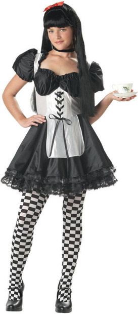 Teen Malice In Wonderland Costume