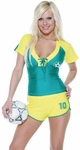 Sexy Soccer Player Costume