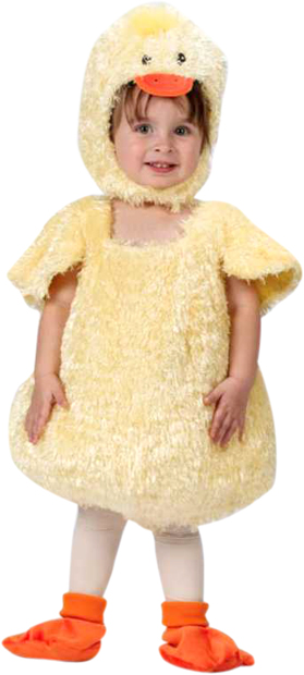 Toddler Little Duck Costume