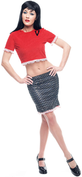 Adult Archies Veronica Costume