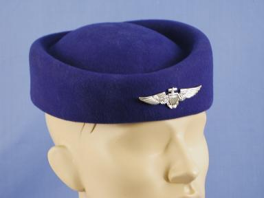 Vintage Flight Attendant Hat