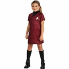 Child's Star Trek Red Dress Costume
