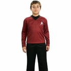 Child's Star Trek Deluxe Red Shirt Costume