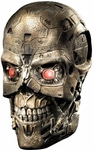 Adult Terminator Salvation Deluxe T600 Latex Mask