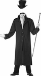 Adult The Invisible Man Costume