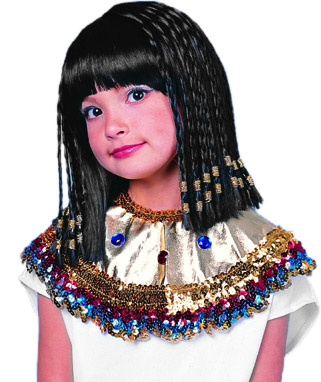 Child's Cleopatra Wig