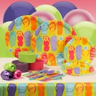 Flip Flop Party Table Setting Kit