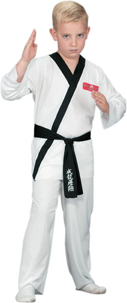 Child's Karate Costume