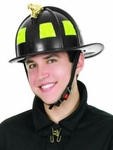 Adult Firefighter Costume Helmet