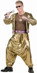 Adult Gold Vanilla Ice Costume