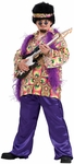 Men's Plus Size Jimi Hendrix Costume
