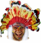 Village People Indian Headdress