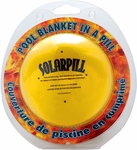 Large Solar Pill Ball Liquid Solar Blanket