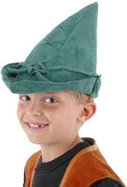 Child's Robin Hood Hat