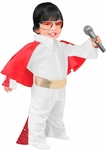 Toddler Elvis Rock Star Costume