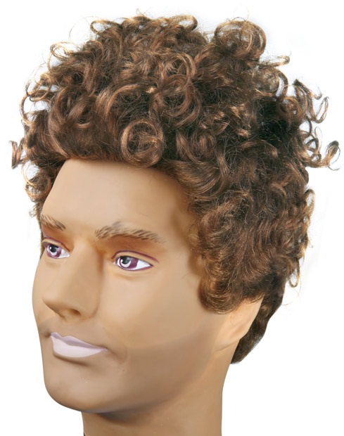 Nosey Neighbor Costume Wig