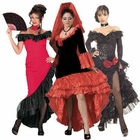 Flamenco Dancer Costumes